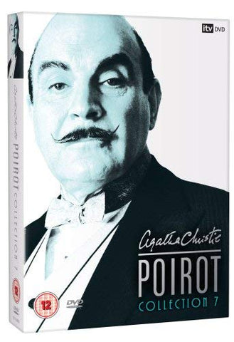 Agatha Christies Poirot - Collection 7 [DVD]