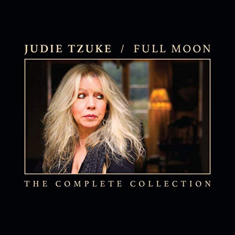 JUDIE TZUKE - FULL MOON THE COMPLETE COLLECTION (24 CD SET)