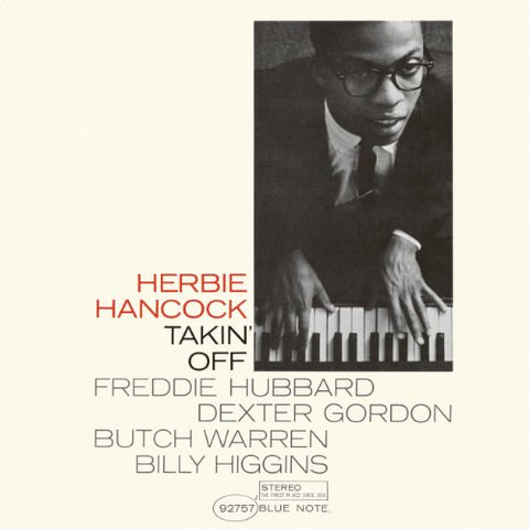 Herbie Hancock - Takin Off (Rudy Van Gelder Edition) Audio CD