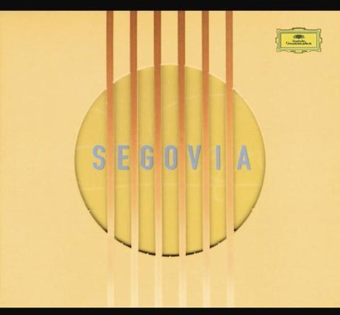 Andres Segovia - The Segovia Collection Audio CD