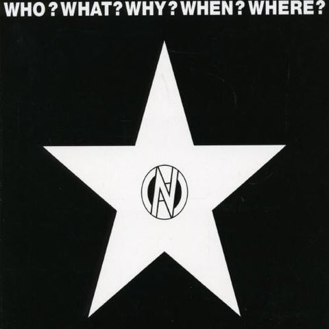 Who? What? Why? When? Where? [VINYL] Vinyl