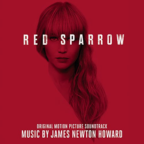 James Newton Howard - Red Sparrow (Original Motion Picture Soundtrack) Audio CD