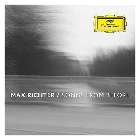 Max Richter - Songs From Before Audio CD