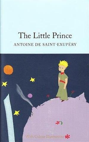 The Little Prince: Colour Illustrations (Macmillan Collector's Library)