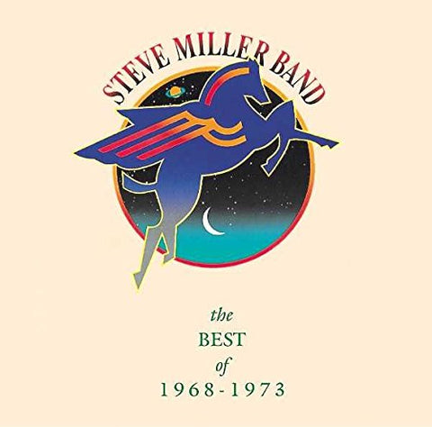 Steve Miller Band - The Best Of 1968-1973 Audio CD