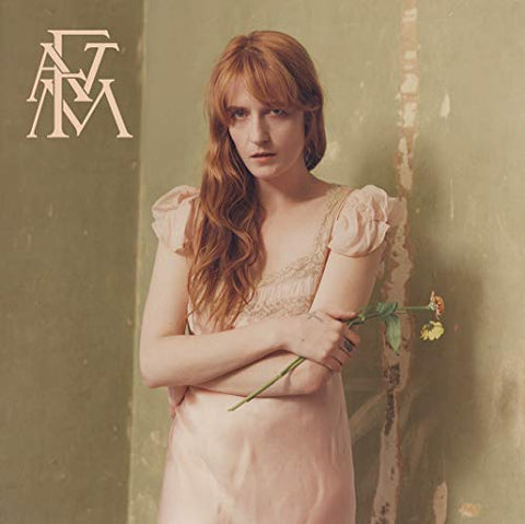 FLORENCEandTHE MACHINE - HIGH AS HOPE AUDIO CD