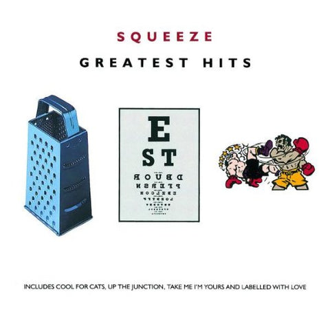 Squeeze - Greatest Hits Audio CD