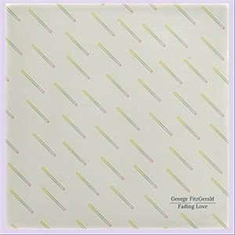George Fitzgerald - Fading Love Audio CD