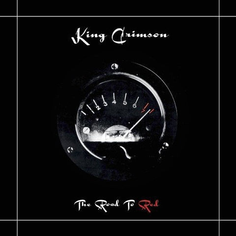 King Crimson - The Road To Red [Limited Edition Box Set] Audio CD