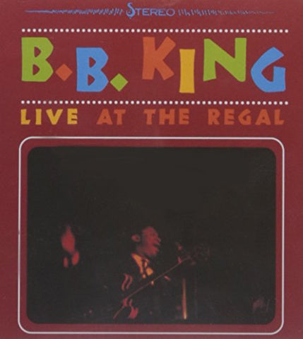 B.B. King - Live At The Regal Audio CD