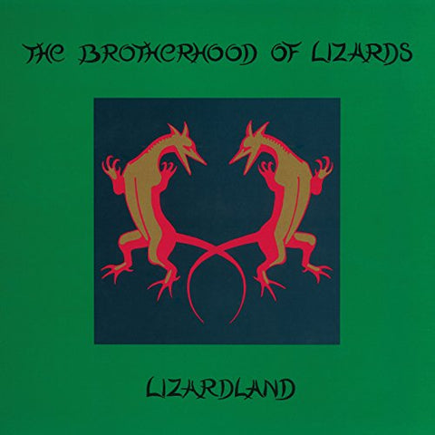 Brotherhood of Lizards - Lizardland Audio CD