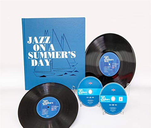 O.S.T. - Jazz On A Summers Day (Deluxe Edition)