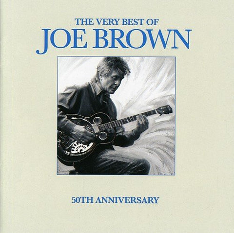 Joe Brown - Very Best of Joe Brown: 50th Anniversary Audio CD