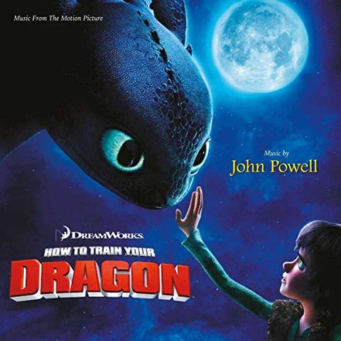 John Powell - How To Train Your Dragon Audio CD