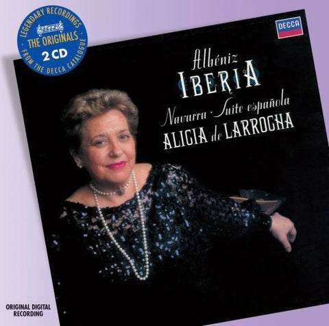 I. Albeniz - Albeniz: Iberia (DECCA The Originals) Audio CD