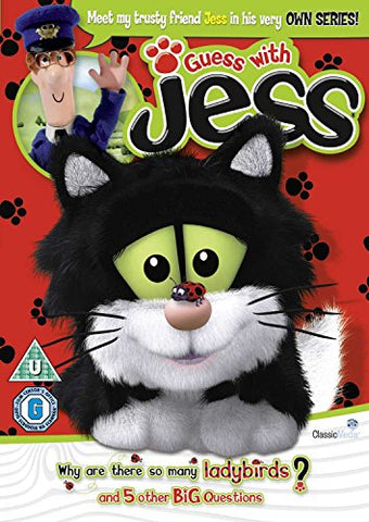 Guess With Jess: Why Are There So Many Ladybirds? [DVD]