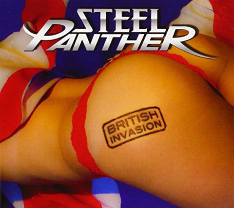 Steel Panther - British Invasion [DVD] [2012] [NTS