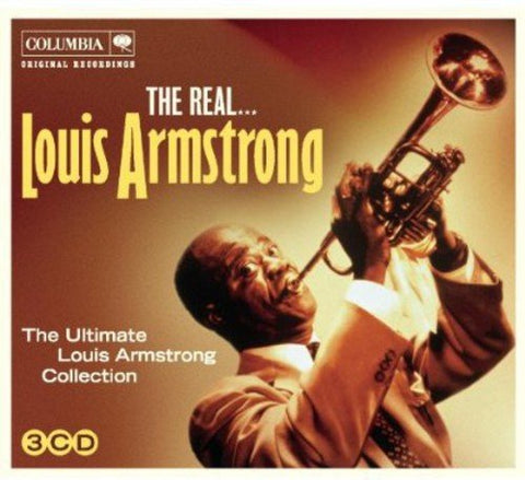Armstrong Louis - The Real... Louis Armstrong Audio CD