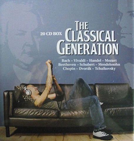 The Classical Generation Audio CD