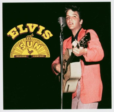 Elvis Presley - Elvis At Sun Audio CD