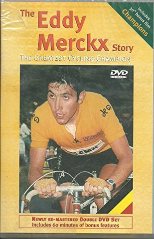 The Eddy Merckx Story - The Greatest Cycling Champion [DVD]