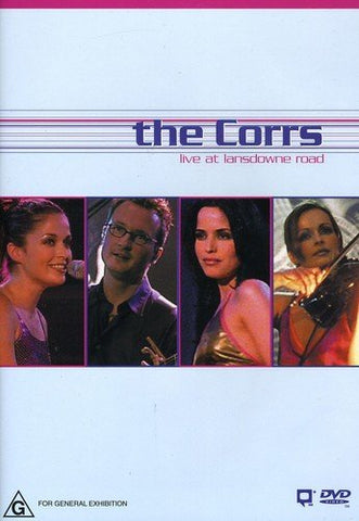 The Corrs: Live At Lansdowne Road [DVD] [2001]