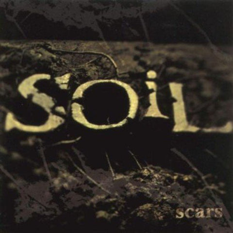 SOiL - Scars Audio CD