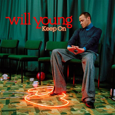 Will Young - Keep On Audio CD