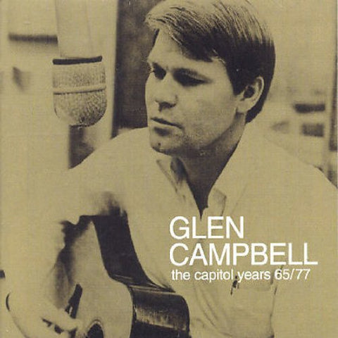 Glen Campbell - The Capitol Years - 65/77 Audio CD