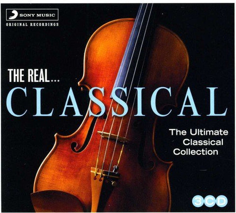 The Real... Classical Audio CD