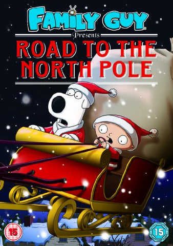 Family Guy - Road to the North Pole [DVD]