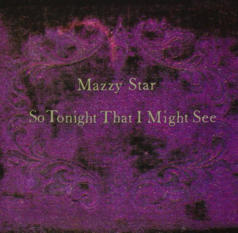 Mazzy Star - So Tonight That I Might See Audio CD