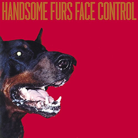 Handsome Furs - Face Control Audio CD