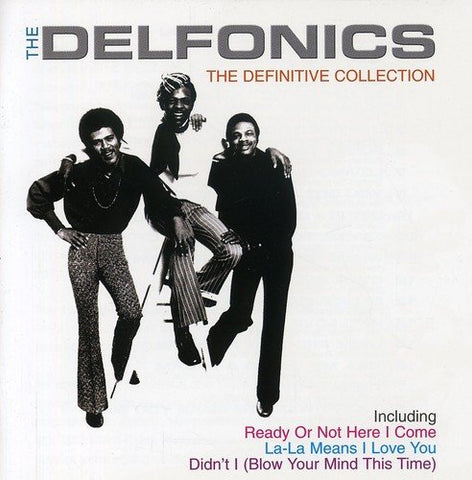 The Delfonics - The Definitive Collection Audio CD