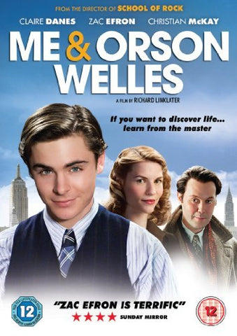 Me and Orson Welles [DVD]
