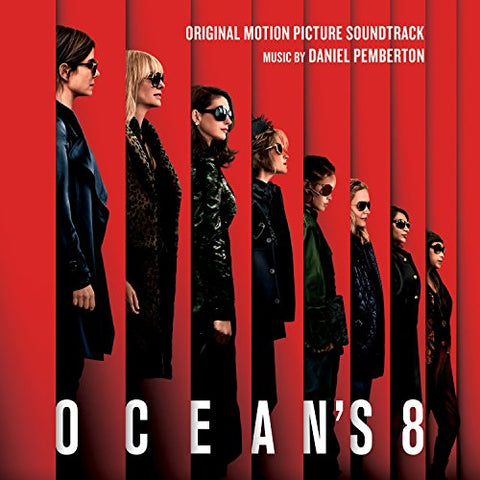 Daniel Pemberton - Oceans 8 (Original Motion Picture Soundtrack) Audio CD
