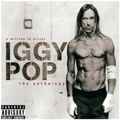 Iggy Pop - A Million In Prizes: The Anthology Audio CD