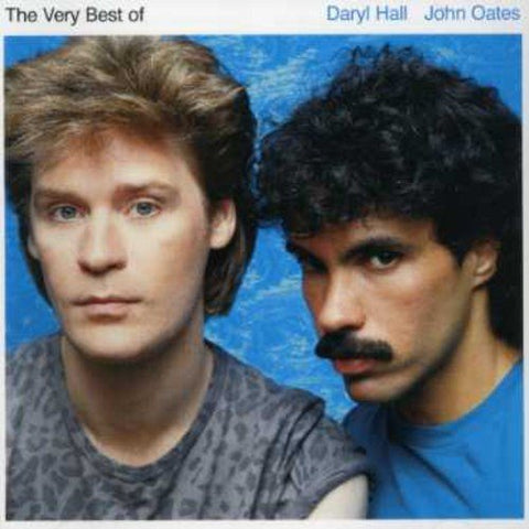 Hall Daryl and John Oates - The Very Best Of Audio CD