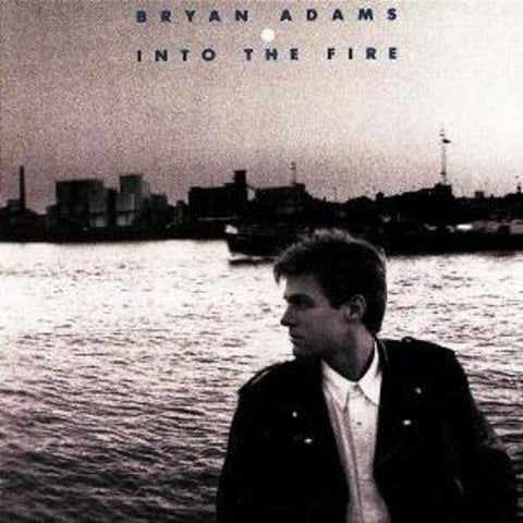Bryan Adams - Into The Fire Audio CD