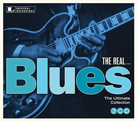 The Real... Blues Collection Audio CD