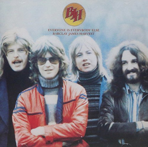 Barclay James Harvest - Everyone Is Everybody Else Audio CD