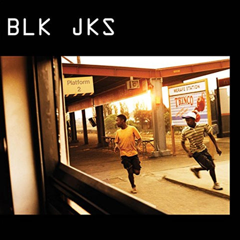 BLK JKS - Mystery Ep Audio CD