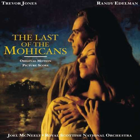 Randy Edelman - The Last Of The Mohicans Audio CD