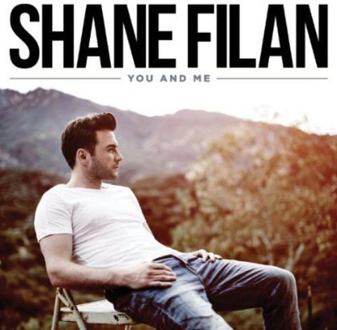 Shane Filan - You And Me Audio CD