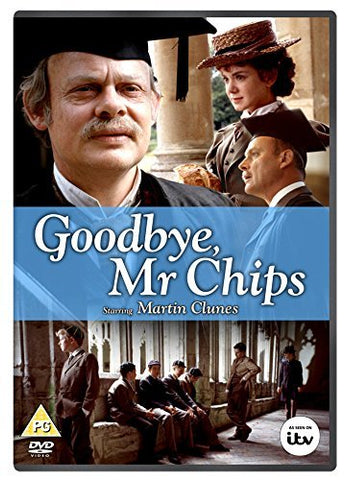 GOODBYE MR CHIPS (MARTIN CLUNES) DVD