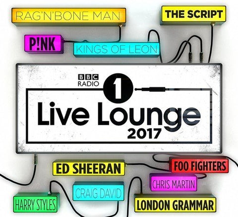 BBC Radio 1's Live Lounge 2017 Audio CD