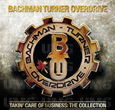 Bachman-Turner Overdrive - You Aint Seen Nothing Yet: The Collection Audio CD