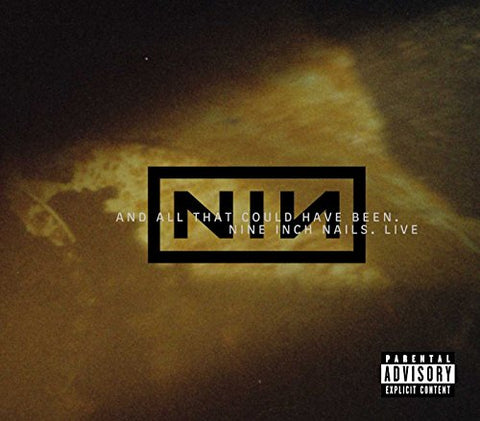 Nine Inch Nails - Live: And All That Could Have Been Audio CD