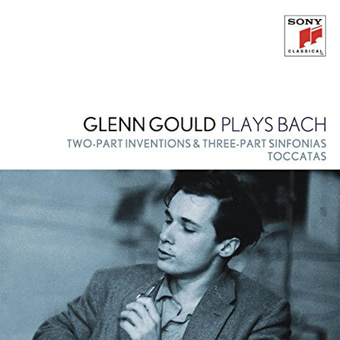 Glenn Gould - Glenn Gould Plays Bach: Two-Part Inventions and Three-Part Sinfonias Bwv 772-801; Toccatas Bwv 910-916 Audio CD