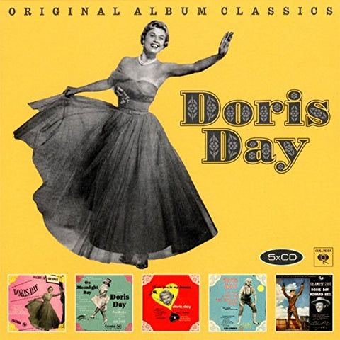 Doris Day - Original Album Classics Audio CD